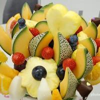 フルーツの花束