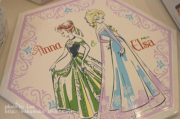 ディズニーおせちアナと雪の女王三段重