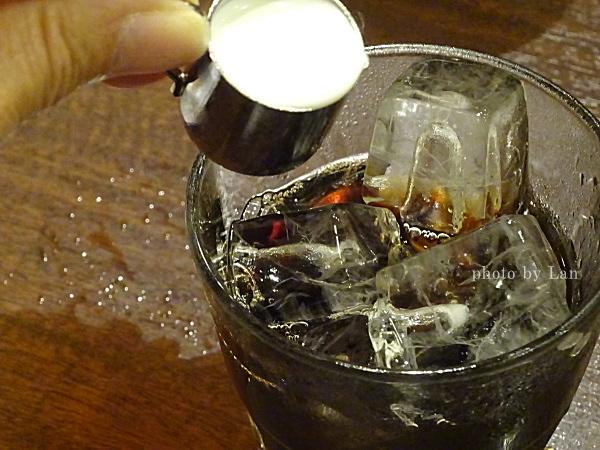 名古屋コンパル特製アイスコーヒー